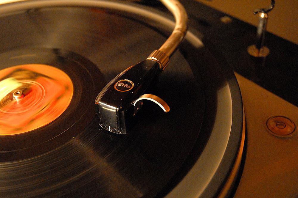 gamle grammofonplader købes